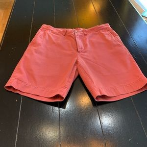 Polo Classic Fit Flat Front Shorts